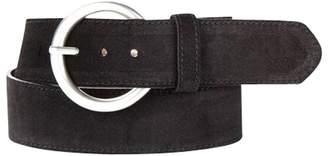 Brave Leather Vika Suede Belt - Black