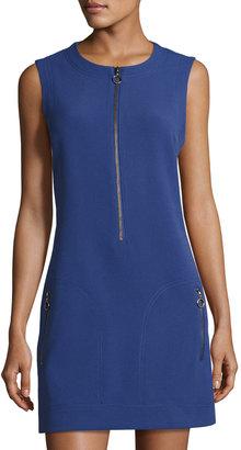 RACHEL Rachel Roy Hilary Knit Zip-Front Dress $79 thestylecure.com