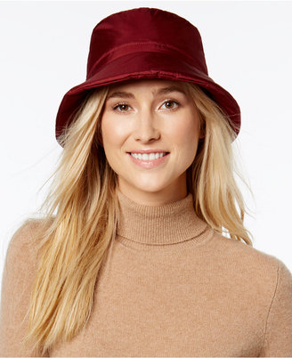 Nine West Quilted Bucket Rain Hat $36 thestylecure.com