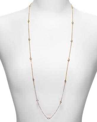 "Crislu Station Chain Necklace, 36"""