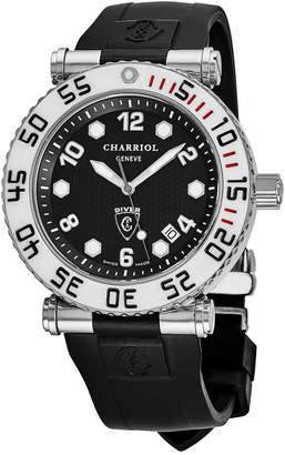 Charriol Men's Rotonde Watch