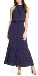 Fraiche by J Tie Back Blouson Dress