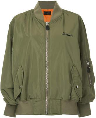 G.V.G.V. oversized bomber jacket