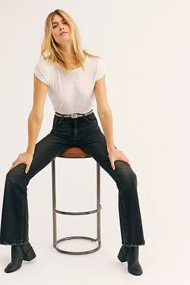 Lee High-Rise Flare Jeans