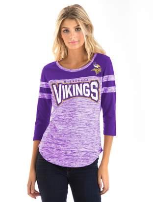 New Era Women's Minnesota Vikings Tee