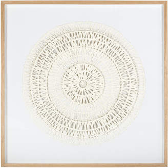 The Home Collective Ryland Wooden Wall Art
