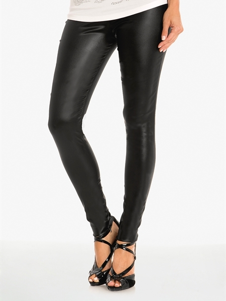Liquid Satin Trinny Leggings