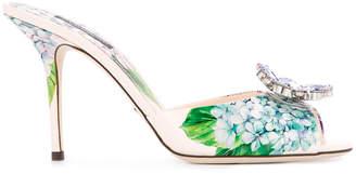 Dolce & Gabbana Keira mules