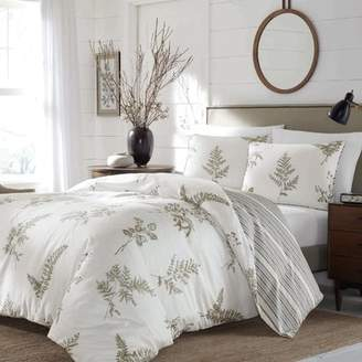 Laurel Foundry Modern Farmhouse Hailey 3 Piece Duvet Set