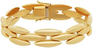 Cartier 18k Yellow Gold 3-Row Bracelet