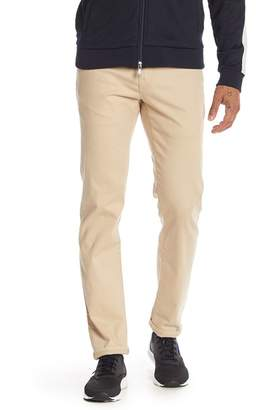 Co Rising Sun & Slim Suede Luxe Pants