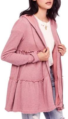 Free People Trapeze Hoodie