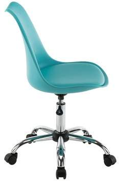 Wrought Studio Whitlatch Adjustable Office Desk Chair