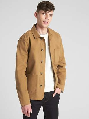 Gap Selvedge Denim Work Jacket