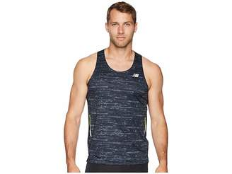 New Balance Printed NB ICE 2.0 Singlet