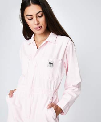 Stussy Somerset Boilersuit Pink
