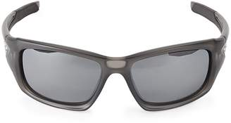 Oakley 60MM Wrap Sunglasses