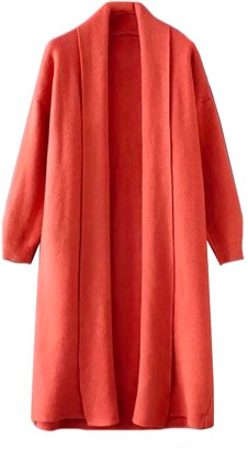 Goodnight Macaroon 'Caroline' Shawl Collar Open Front Cardigan (4 Colors)