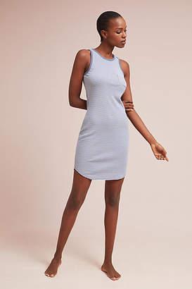 Three Dots Rori Striped Dress