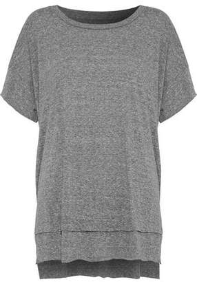 Current/Elliott The High Low Mélange Jersey T-Shirt