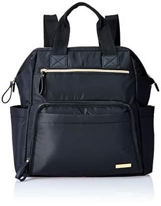 Skip Hop Main Frame Wide Open Backpack, Black