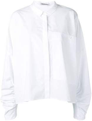 Rundholz extra-long sleeve shirt