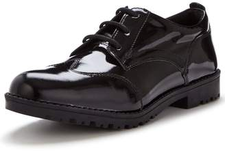 Kickers Lachly Lace Brogue Shoe