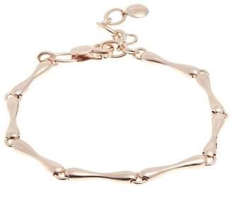 Monica Vinader Rose Gold Vermeil Nura Reef Bracelet