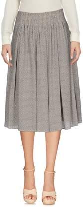 Gio' Moretti Knee length skirts - Item 35310852