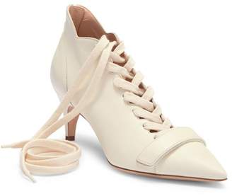 Derek Lam Ghillie Lace-up Leather Ankle Bootie
