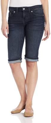 Dickies Women's Denim Bermuda Short