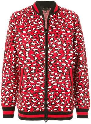 Robert Rodriguez Studio Constance leopard sweater