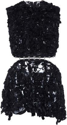 Irish Lace Embroidery Top