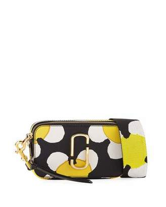 Marc Jacobs Snapshot Daisy Leather Camera Bag