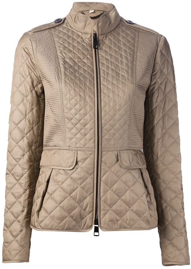 Burberry 'Dearington' quilted jacket