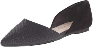 BC Footwear Women's Society Exotic Ballet Flat