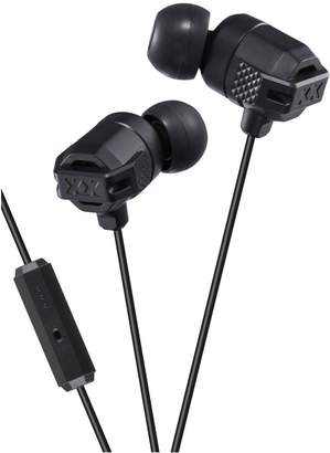 JVC Black In-Ear Xtreme Bass Mic & Remote Headphones