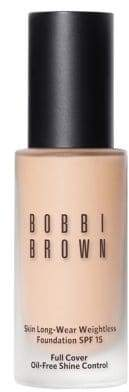 Bobbi Brown Skin Long-Wear Weightless Foundation SPF 15/1 oz.