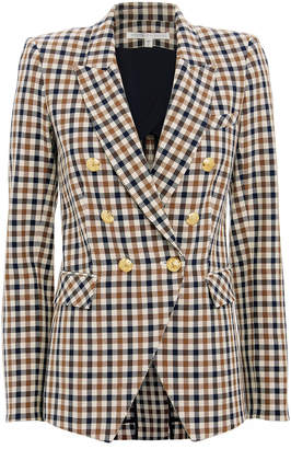 Veronica Beard Lonny Check Blazer
