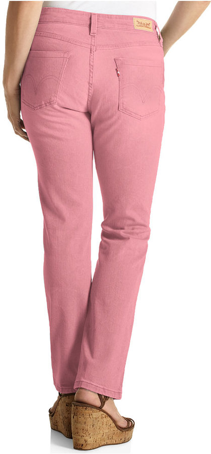 Levi's Petite Jeans, Midrise Skinny Colored