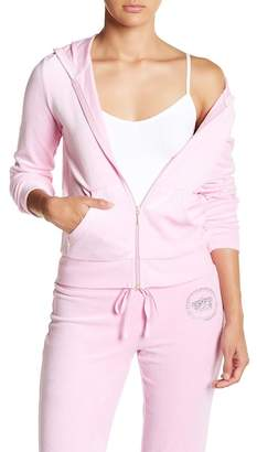 Juicy Couture Wreath Robertson Hoodie $44.97 thestylecure.com