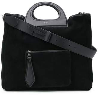 Max Mara reversible shopper bag