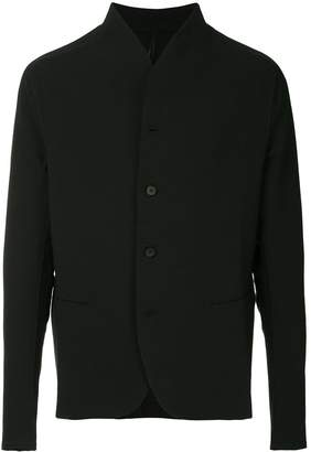 Masnada raw trim jacket