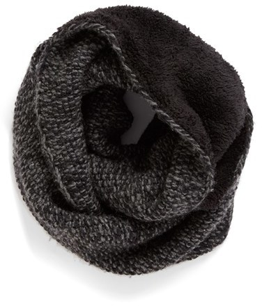 Nirvanna Designs Knit Wool Infinity Scarf