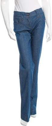 Dolce & Gabbana Mid-Rise Bootcut Jeans w/ Tags