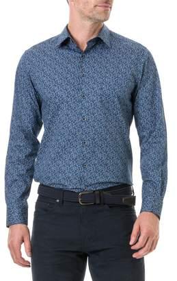 Rodd & Gunn Scotland Street Regular Fit Floral Sport Shirt