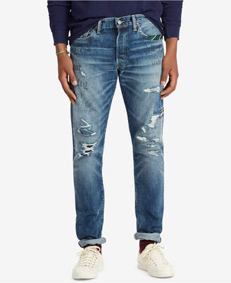 Polo Ralph Lauren Men Big & Tall Hampton Relaxed Straight Fit Jeans