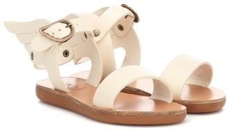 Ancient Greek Sandals Kids Little Ikaria Soft leather sandals