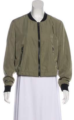Kenneth Cole Casual Bomber Jacket