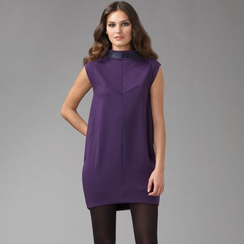 Marc by Marc Jacobs Felted Interlock Dress